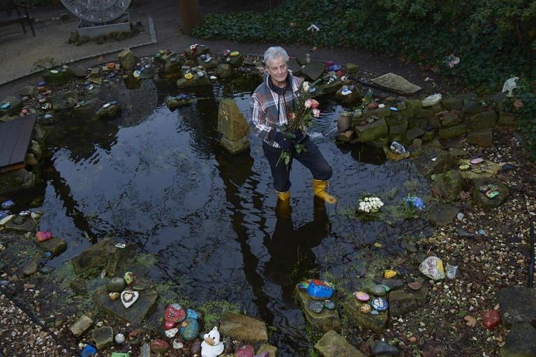 Bodo, 72, ehrenamtlicher Gärtner