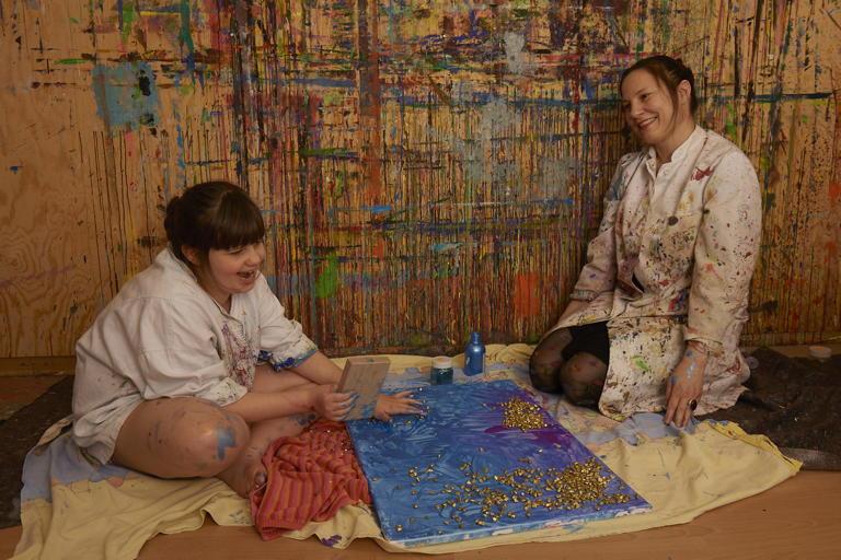 Jutta, 46, Kunsttherapeutin