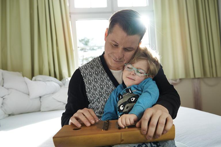 Mirco, 44, therapeutischer Musikpädagoge